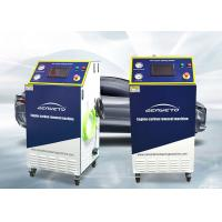 Quality 30 Minutes Hydrogen Carbon Cleaning Machine , Auto Carbon Cleaner HHO AL Material for sale