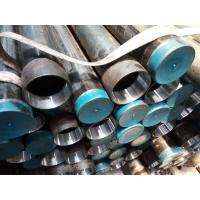 Quality NPT Threaded Galvanized Tubes from HEBEI for sale
