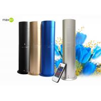 China colorful design,Anodized finish Silver silent working with remote control Aromatherapy diffusers on sale