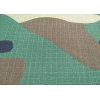 Quality 1.5m Width 200gsm Camouflage Fabric For Special Clothing for sale