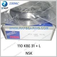 Quality NSK 110KBE31+L Double Row Matched Tapered Roller Bearing for sale