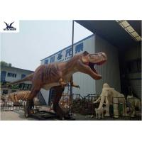 Quality Giant Animatronic Dinosaurs Playground Decoration Mechanical Simulation Dinosaur for sale