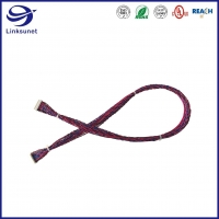 Quality GHD Receptacle 1.25mm Female Crimp Connector wire harness for Vehicle for sale