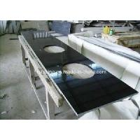 Quality Shanxi Black Granite Vanity Top (BDS6520) for sale