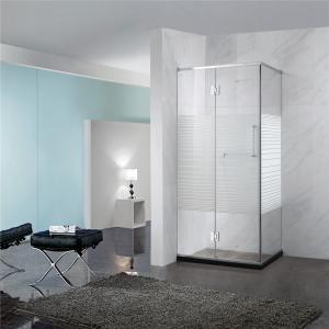 Quality Modern Design North America Popular Double Sliding Shower Enclosure for sale