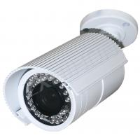 Quality Multifunction SONY, SHARP CCD Infrared Security Cameras 3.6mm Fixed Lens, 3-AxisBrackets for sale
