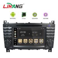 Quality 7 Inch Touch Screen Mercedes Benz DVD Player With Multimedia Player for sale