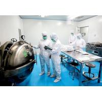China Antistatic 100000 Class Pharmaceutical Clean Rooms with ISO CE Approvals on sale