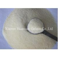 Quality CAS 9000-70-8 Bovine Food Grade Gelatin Powder In Confectionery , Jelly for sale