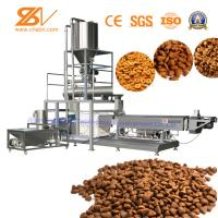 Quality Animal Dog Food Machine Dry Pet Food Production Line CE Certification for sale