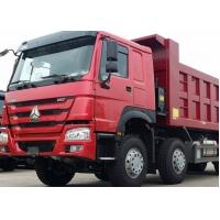 Quality Big Loading Weight SINOTRUK HOWO 31Tons 8x4 336HP Dump Truck for sale