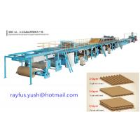 Quality 3 5 7 Layer Corrugated Carton Box Making Machine Various Flute Low Medium High Speed for sale