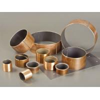 Quality Bronze Backed PTFE Plain Bearing | Offshore oil & gas self lubricating bearings for sale