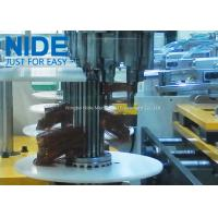 Quality PLC Controlled Automatic Stator Production Assembly Line For Elelctric Motor for sale