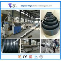 Quality Hot and Cool Water Pipe PPR Pipe Extruder Line for sale
