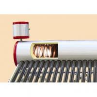 China compact unpressurized copper coil solar water heater system on sale