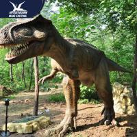 Buy cheap Professional Realistic Dinosaur Models Hands Moving Theme Park Huge Decoration from wholesalers