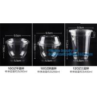 China custom pp cup 22oz700ml plastic cups with lids 600ml 20oz disposable plastic cup,Pp 12oz Colored Disposable Cup Plastic on sale