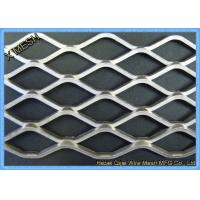 Quality Galvanized Perforated Metal Mesh / Perforated Aluminum Mesh ISO Certification for sale