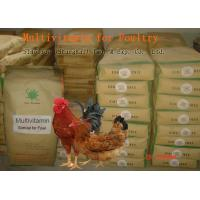 Quality Poultry Powdered Multivitamin Mix , Feed Grade Powder Multi Vitamin No. SV-M-P01 for sale