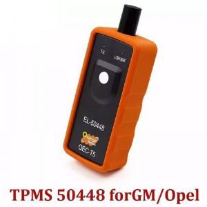 China TPMS EL-50448 OEC-T5 For Opel/G M Tire Pressure Monitoring System EL50448 TPMS Reset Tool Opel EL 50448 TPMS Activation on sale