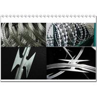 Buy cheap concertina barbed wire from wholesalers