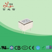 Quality Yanbixin PCB Pin Power Line Filters Single Phase For Spot Welding Machine for sale