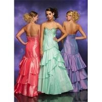 Quality Sexy evening dress WP063,custom make party dress,wedding dress for sale