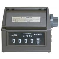 High Performance Electronic Mechanical Register With Ticket Printer Exproof Register
