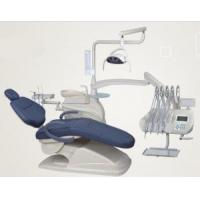 Quality Top mounted Dental unit with double armrest for sale