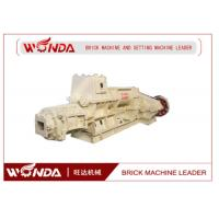 Quality Small Scale Clay Brick Making Machine, Solid Bricks Manufacturing MachineLow Noise for sale
