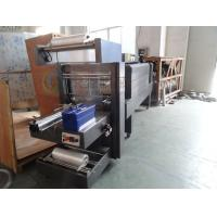 China Semi Automatic PE Film Shrink Wrapping Machine 15000 BPH For PET Bottle on sale