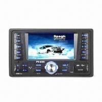 Quality Car Audio MP4 Digital Player with Bluetooth, Remote Control, AUX Input Jack for sale