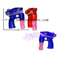 China Racing Car Sound Light Up Bubble Blaster ABS Bubble Guns For Weddings on sale