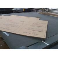 Buy cheap Poland Box DXF Design Corrugated Sample Flatbed Cutting Machine from wholesalers