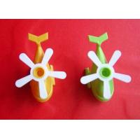 Buy cheap Lovely Airplane Plastic Birthday Candle Holders With 4 Colors For Kids Gifts from wholesalers