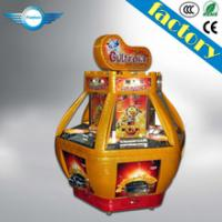 Quality Coin Operated Machine Plush Prize Machine Push Key Hole Prize Game Machine for sale