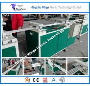 Quality 4 PCS PVC Corner Bead Making Machine / Wall Plastering Corner Guards PVC Elbow Corner for sale