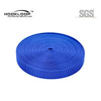 Quality Resuable Blue Injection Molded Hook And Pile Tape 75mm OEM / ODM Avaliable for sale