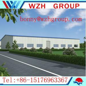 Prime construction design steel structure warehouse/ workshop