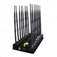 Quality Lojack Mobile Network Blocker Device 16 Antennas DC12V With 1 Year Warranty for sale