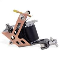 Quality permanent cosmetic makeup Brass Tattoo Machine guns for Shader for sale