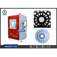 Quality 3.1LP/Mm Industrial NDT X Ray Machine UNC160S For Foundry Casting for sale