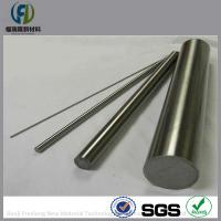 Quality high purity tantalum rod RO5200 Ta rod ,tantalum bar Ta1,Ta-2.5W rod best price tantalum rod for sale