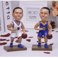 Quality Teacher's Day Gift Home Basketball Superstar Curry Mini Resinic Crafts Decorations In Competitive Price for sale