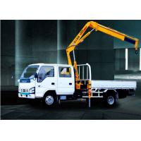 Quality 3200kg   knuckle boom crane Truck Mounted 6.72 T.M Lifting for sale
