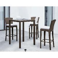 Quality Fashion Rattan Bar Table and Chair (BZ-B005) for sale