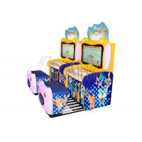 Quality Acrylic Little Pianist Kids Coin Operated Game Machine for sale