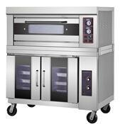 Quality Automatic Electric Baking Oven Bread Oven With Proofer 4-8 Minutes Preheat for sale