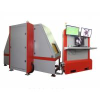Quality Wheel Hub Inline NDT X Ray Inspection Equipment For Improving Casting Process Production for sale